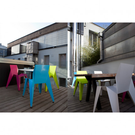 Edge Stackable Chair | HORNE