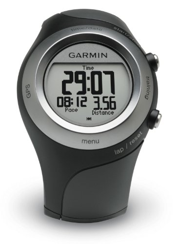 Amazon.com: Garmin Forerunner 405 Wireless GPS-Enabled Sport Watch with USB ANT Stick and Heart Rate Monitor (Black): Electronics
