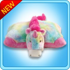 My Pillow Pets® | Shop | Catalog Products | Rainbow Unicorn