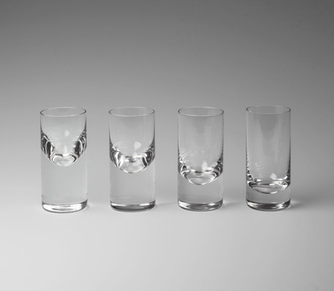 MoMA | The Collection | Roberto Sambonet. Glasses. 1972