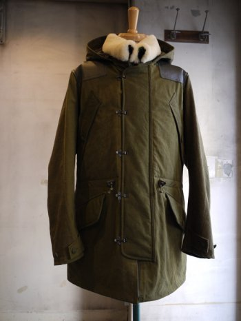 Military Parka / OLIVE Rocky Mountain Featherbed 通販 ARCH HERITAGE