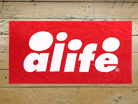 Core towel - red | The Sure Store