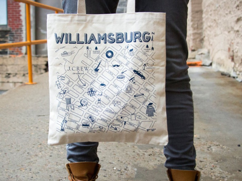 Let J. Crew Tell You About This Cool Place Called Williamsburg - Racked NY