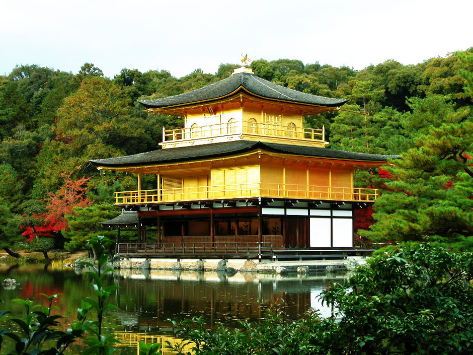Kinkakuji (Golden Pavilion Temple), Kyoto | Flickr - Photo Sharing!