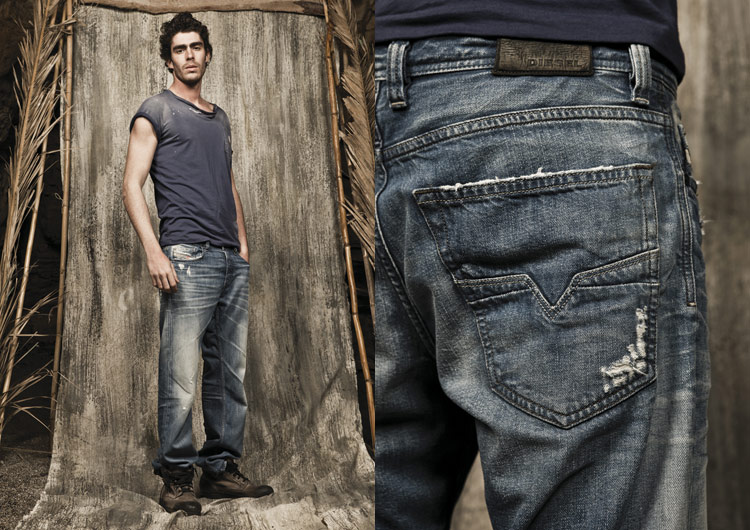DIESEL : Fall/Winter 2011 Denim