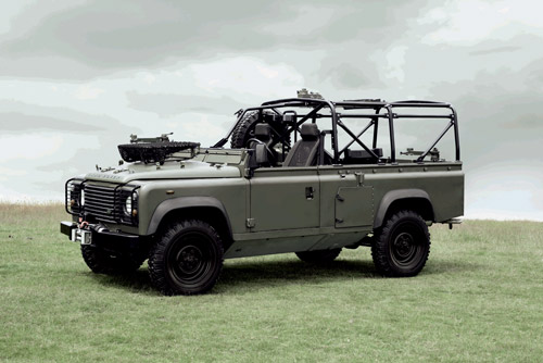 Military Vehicles - Land Rover Defender [MPEG-Mpeg2] [Tntvillage.Scambioetico] - Torrent.CD