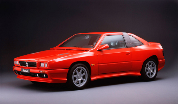 1990 MASERATi Shamal - Sport car technical specifications and performance