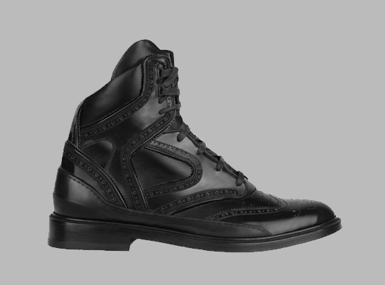 Givenchy Wing Tip Sneaker Boot Fall/Winter 2012 | Highsnobiety.com