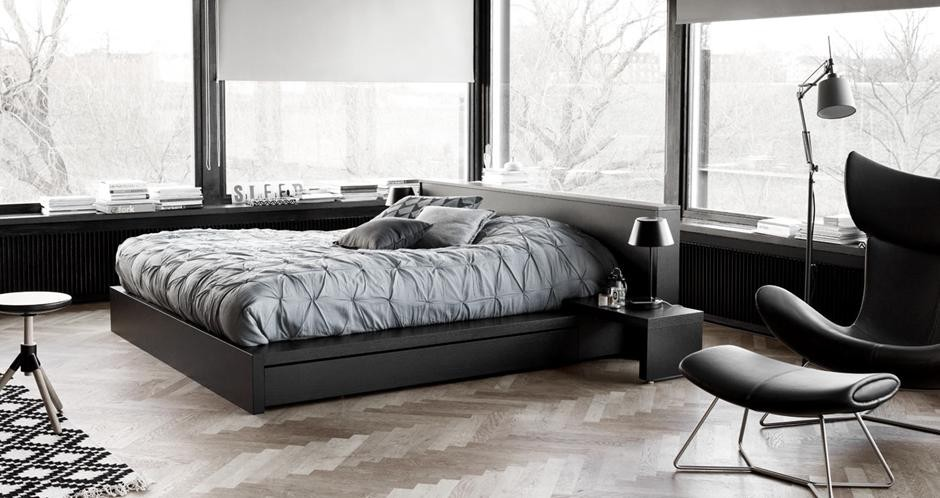 Modern bedroom furniture - Quality from BoConcept