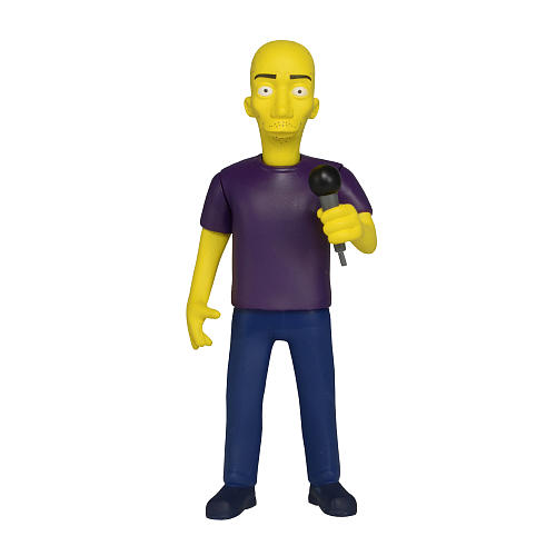 "The Simpsons 25th Anniversary - 5 inch Figure - Series 3 Michael Stipe (R.E.M) - NECA - Toys ""R"" Us"