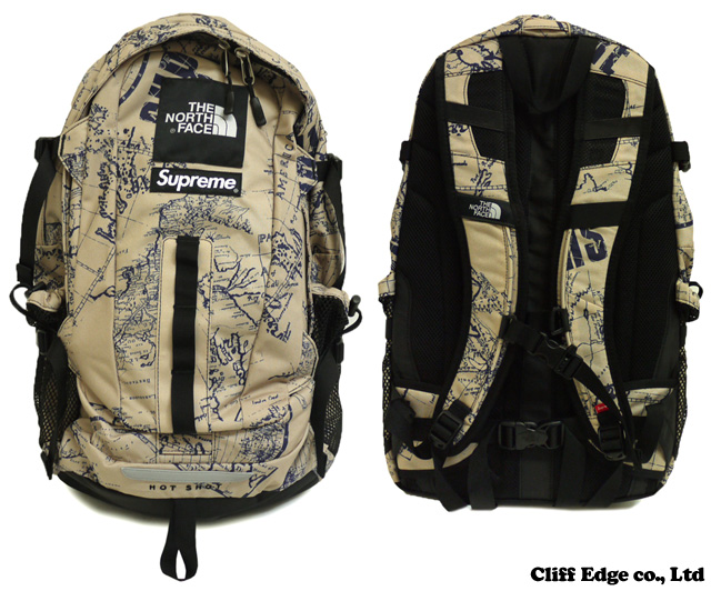Supreme x THE NORTH FACE 2012 Spring/Summer Capsule Collection | Hypebeast