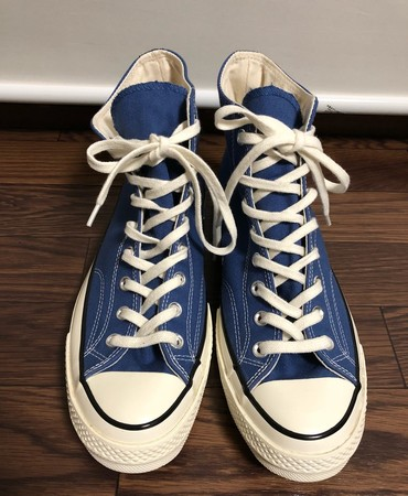 CHUCK TAYLOR CT70 TRUE NAVY HI
