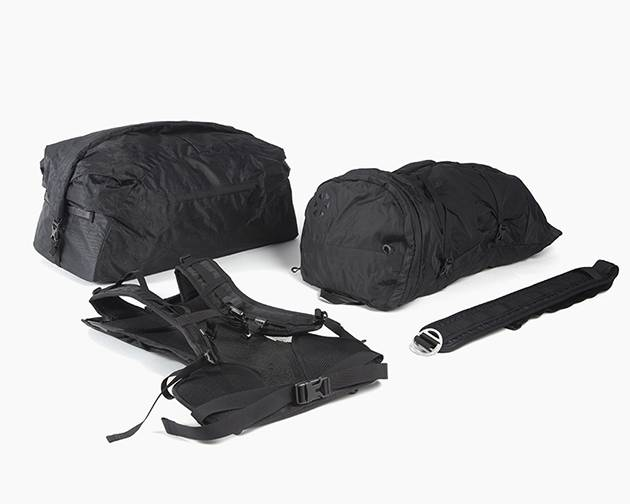 Outlier × Boreasがコラボ。Ultrahigh Travel Systemはトラベルバッグの未来形 – geared