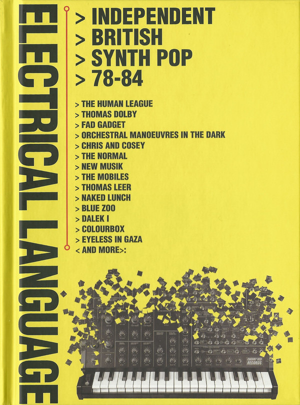 Electrical Language (Independent British Synth Pop 78-84) (2019, CD) | Discogs