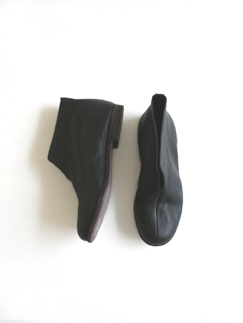 evam eva/商品詳細 vegetable tanned leather shoes