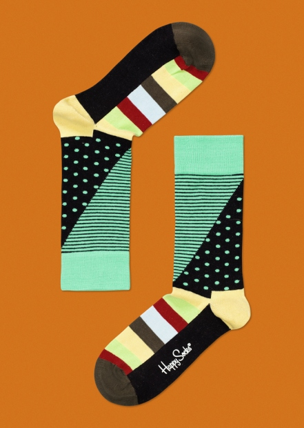 Happy Socks Stripes & Dots 01 - Happy Socks