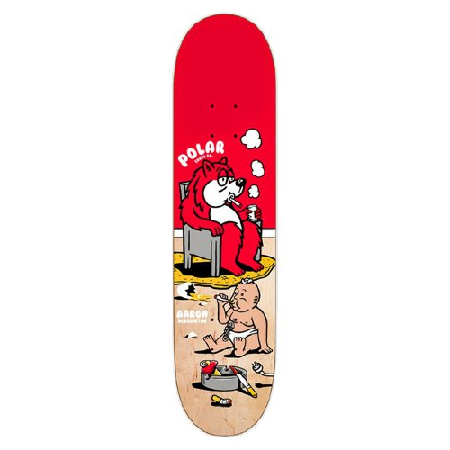 "POLAR - Prolife ""Aaron Herrington"" (8 X 31.875) - Growth skateboard elements"