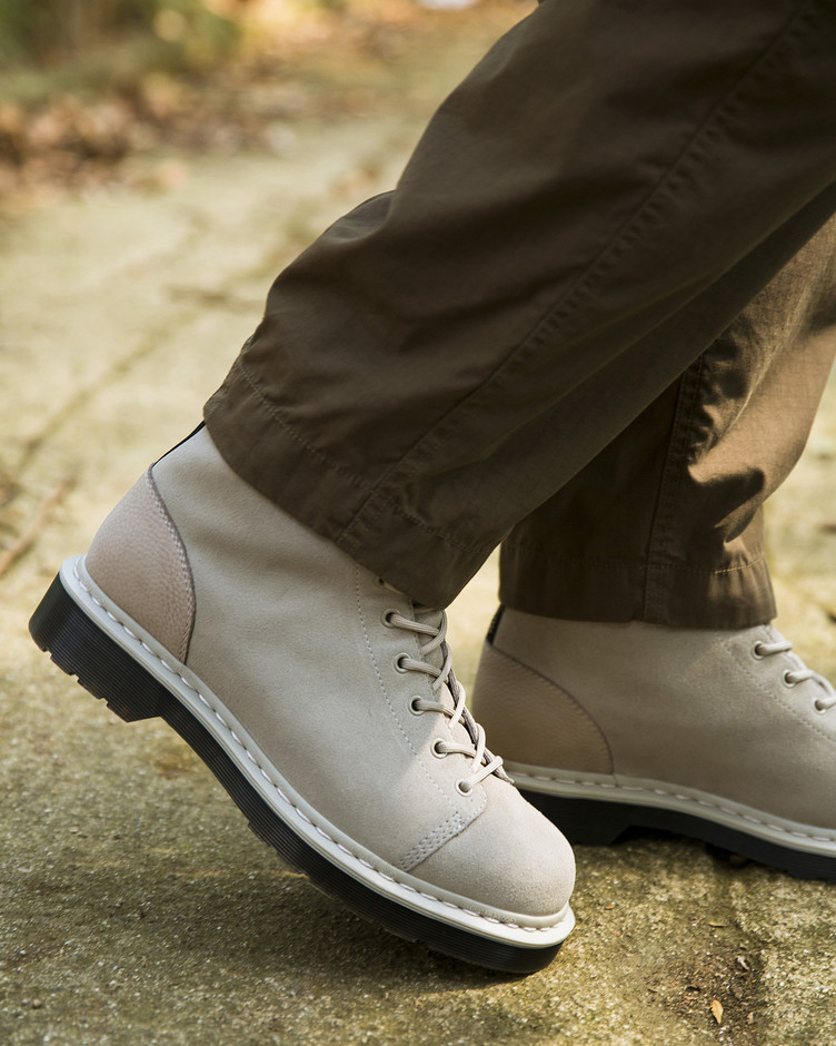 THE NORTH FACE PURPLE LABEL in collaboration with Dr. Martens – nanamica