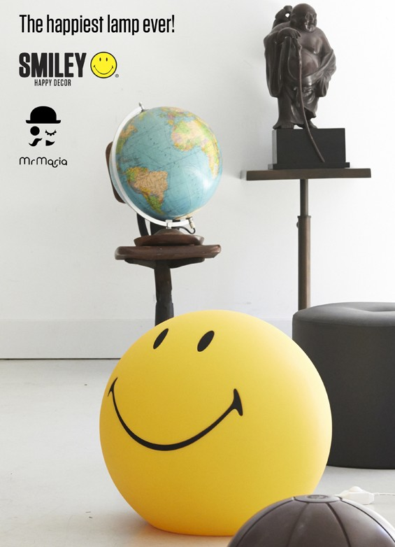 Smiley - Mr Maria We don't make products we light up stars