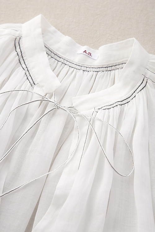 A&S BACK NUMBER WAREHOUSE/商品詳細 String Long Gather Dress