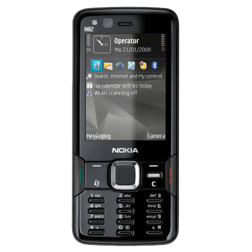 nokia-n82-black-1 - SlashPhone Photo Gallery