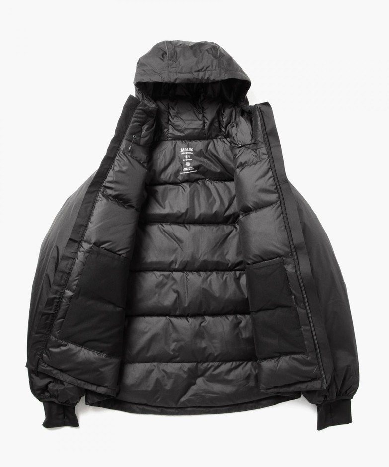 International Gallery BEAMS(インターナショナルギャラリー ビームス)N.HOOLYWOOD x MHW / City Dwellers Hooded Down Jacket(ブルゾン ブルゾン)通販|BEAMS