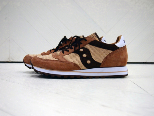 White Mountaineering x Saucony – Fall/Winter 2012 Collection | Preview | FreshnessMag.com