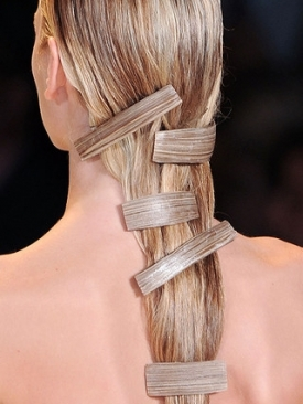 Hair Accessories Trend S/S 2011: Hair Clips