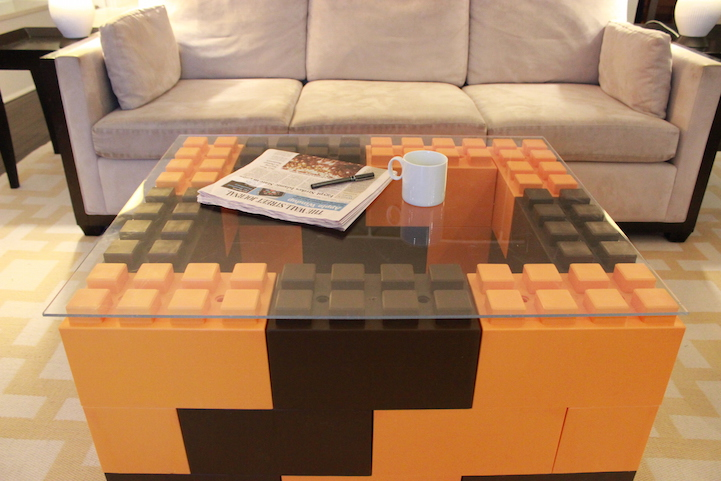 Build the Life-Sized Object of Your Dreams with Giant LEGO Bricks for Adults - My Modern Met