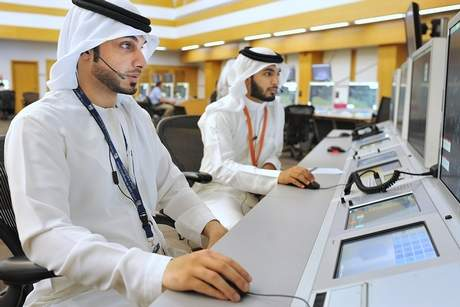 Emiratis can have high-flying career in aviation, even though as an air traffic controller, their feet remain on the ground | The National