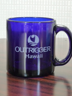 Mug-56 OUTRIGGER HOTEL Hawaii : Never ending journey