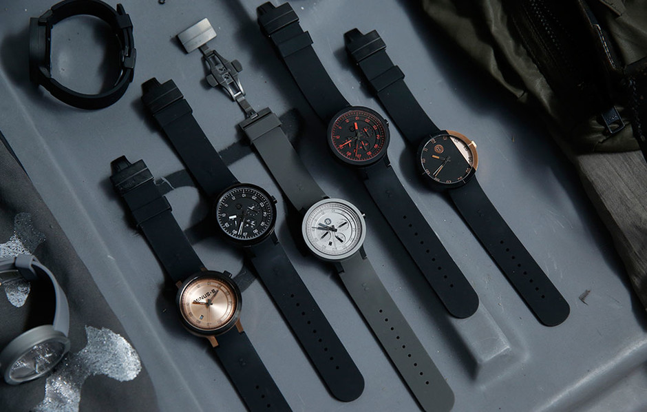 Home   MINUS-8 Watches   Explore the collection