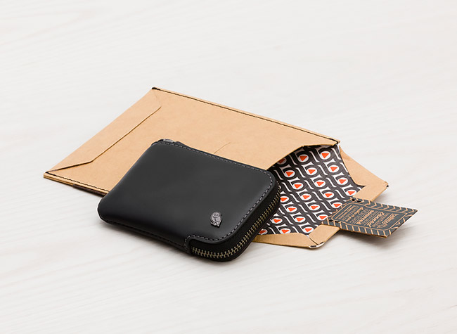 Card Pocket - Slim Leather Wallets by Bellroy