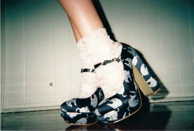 Secret Hipster: Cool shoes from Punk to Harajuku