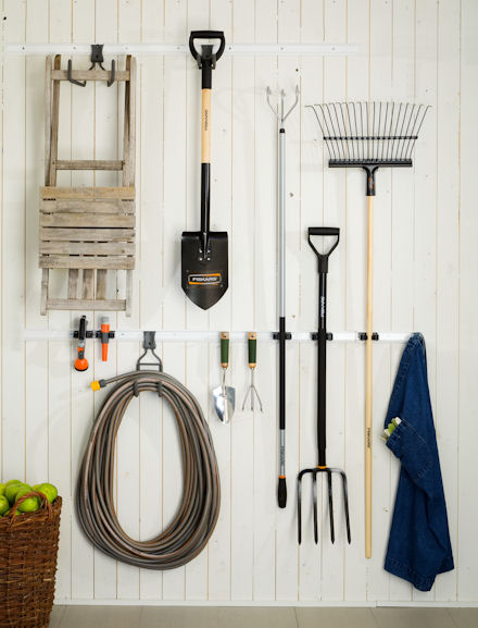 Elfa Shed Organiser - Starter Pack 1 - Home Storage Systems From Store