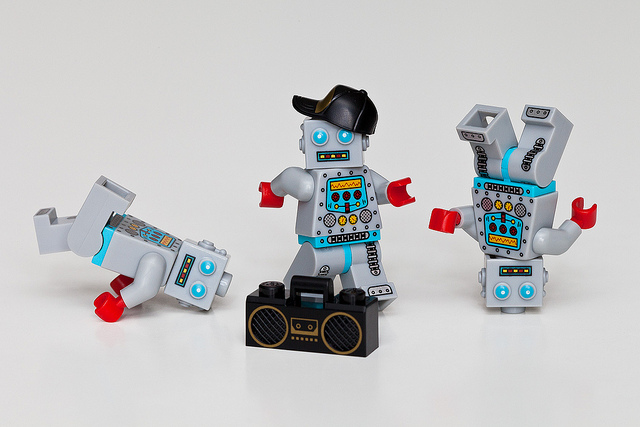 5/52: Do the Robot | Flickr - Photo Sharing!