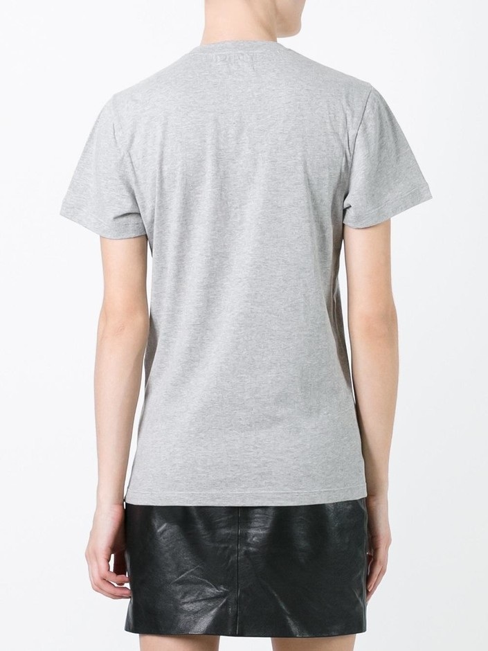 Au Jour Le Jour Patches Shortsleeved T-shirt - Di Pierro - Farfetch.com