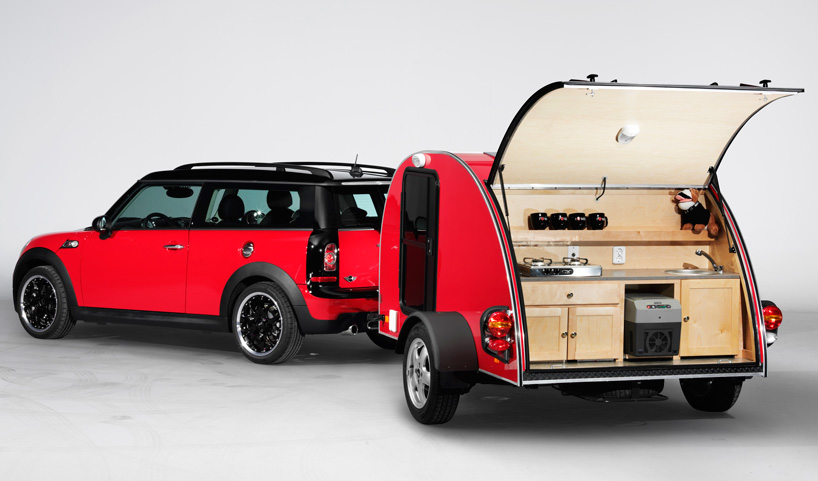 MINI Goes Camping: Cowley Caravan and Swindon Tent - Photo Gallery - Image 3 - autoevolution