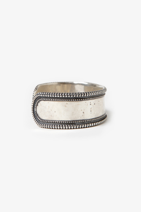 EXPLORER BANGLE 925 SILVER by END|ACCESSORIES|COVERCHORD