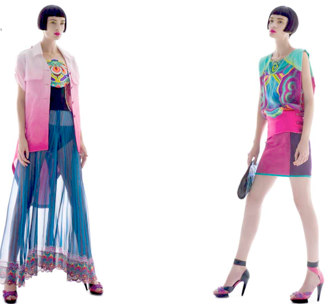 LIE SANG BONG IS OVER THE RAINBOW FOR SS 2012. | Tokyo Fashion Diaries