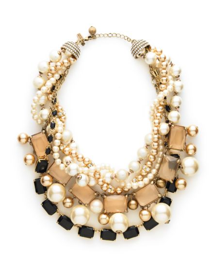 kate spade | necklaces for women - pearl street statement necklace
