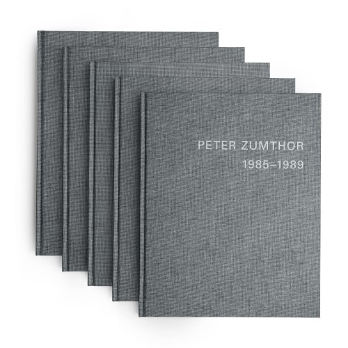 Amazon.co.jp: Peter Zumthor 1986-2012: Buildings and Projects: Thomas Durisch: 洋書