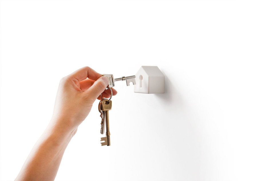 A Home for your keys : Don't lose your keys again