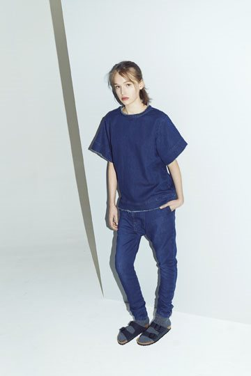 aw14 women look book | collections | bassike