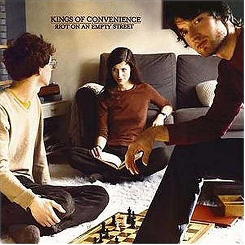 Amazon.co.jp: Riot on an Empty Street: Kings Of Convenience: 音楽