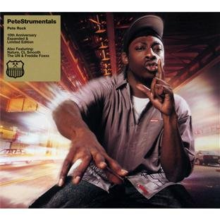 Amazon.co.jp: Petestrumentals: 10th Anniversary Expanded Limited Edition: Pete Rock: 音楽