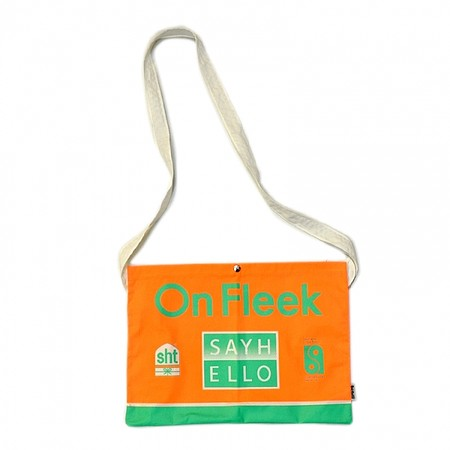Trucking Musette (SAFETY ORANGE)