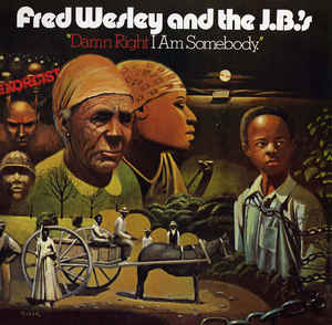 Fred Wesley And The J.B.'s* - Damn Right I Am Somebody (Vinyl, LP, Album) at Discogs