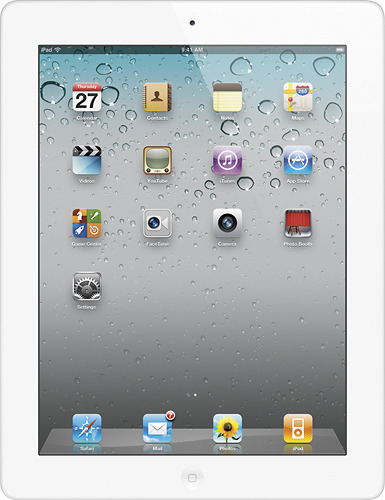Customer Image Gallery for Apple iPad 2 MC981LL/A Tablet (64GB, Wifi, White) NEWEST MODEL