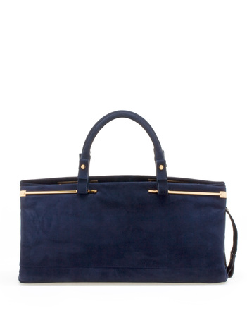 Lanvin - SHOPPING BAG IN GOATSKIN - Handbags - Women - New Arrivals